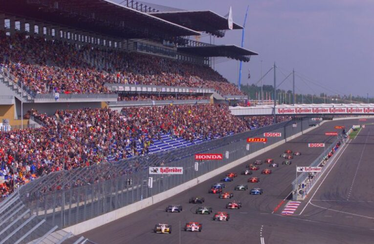 DTM to use part of Eurospeedway CART oval