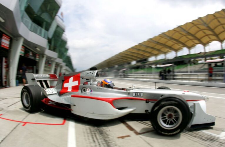 Verstappen and Firman fastest in Sepang