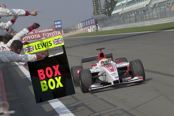 Hamilton's masterful drive nets him GP2 win