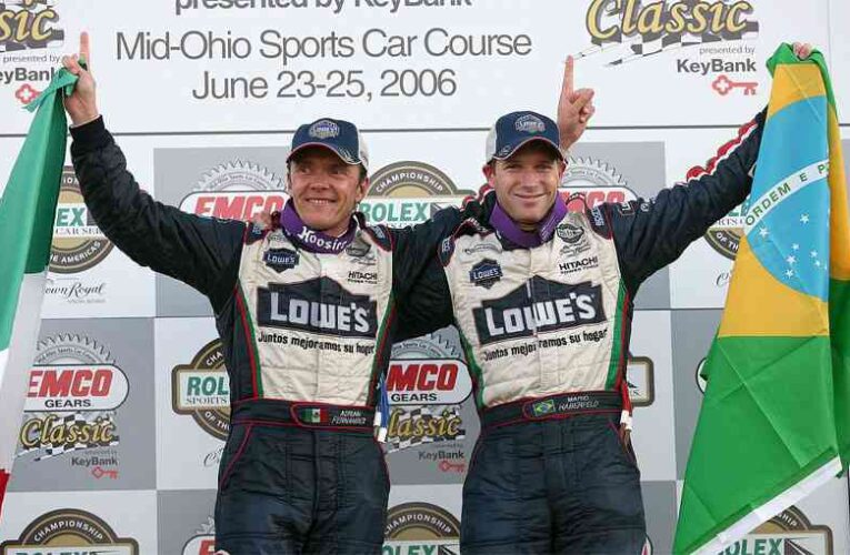 Fernandez/Haberfeld win accident marred M-O race