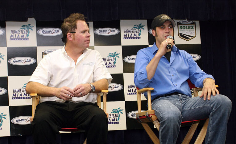 An interview with Hornish, Shank, Gordon & Johnson
