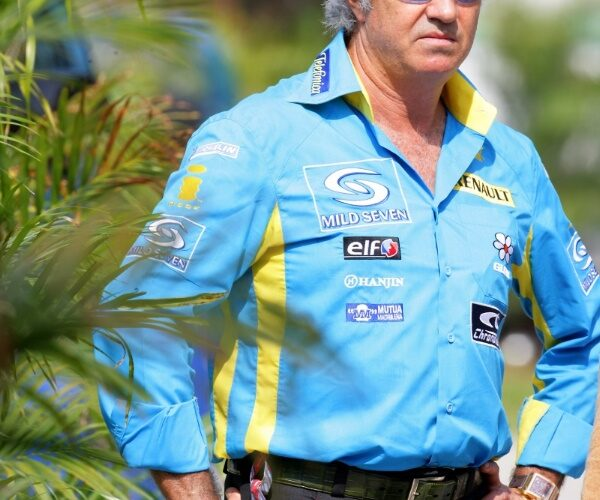 Briatore slams Mercedes and Toyota