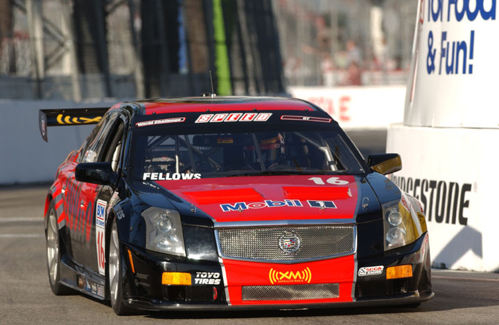 Fellows Fast in Friday Long Beach SPEED GT Practice