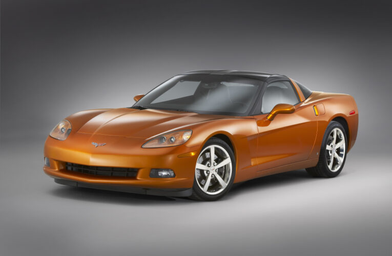 2008 Corvette gets more HP, other refinements