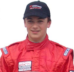 Barrett to test Atlantic car