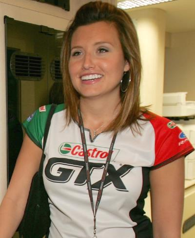 Q and A with Ashley Force