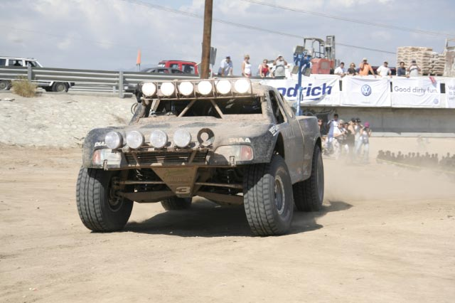 Post's Ford Trophy Truck wins overall title