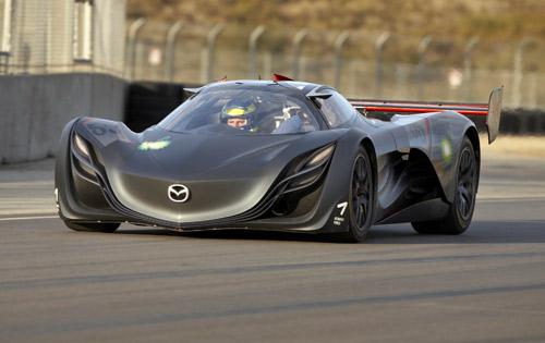 Mazda Furai Concept and 2009 RX-8 to Debut