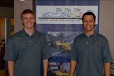 Brooks team announces its two drivers for '08