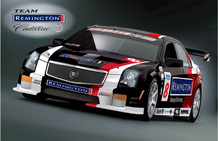 Remington to sponsor 2 Cadillacs in SPEED World Challenge