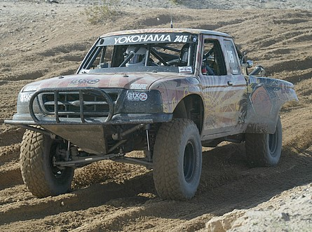 Two Firsts for a Woman in SCORE Baja Racing History