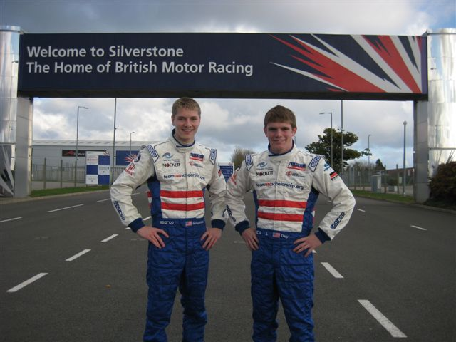 Team USA ready for Silverstone challenge