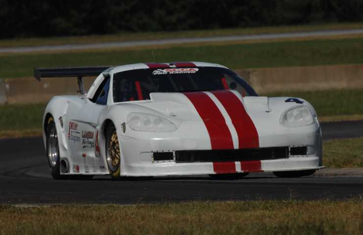 Ave To Start from Trans-Am Pole at VIR