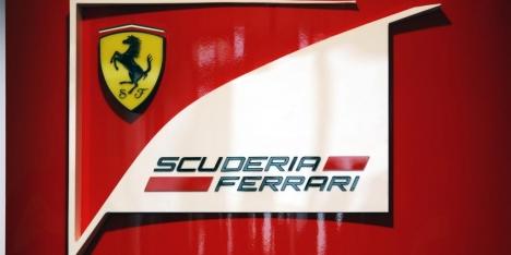 Ferrari unveils new 2011 logo
