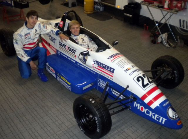 Team USA Scholarship Drivers Ready For Action at the Formula Ford Festival