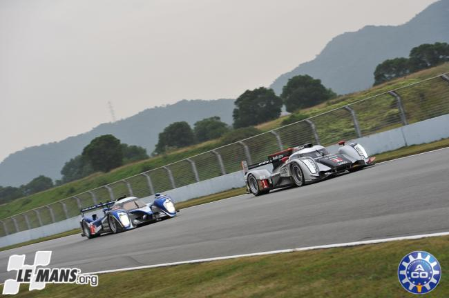 Zhuhai 6 hours free practice 1 : Peugeot on top