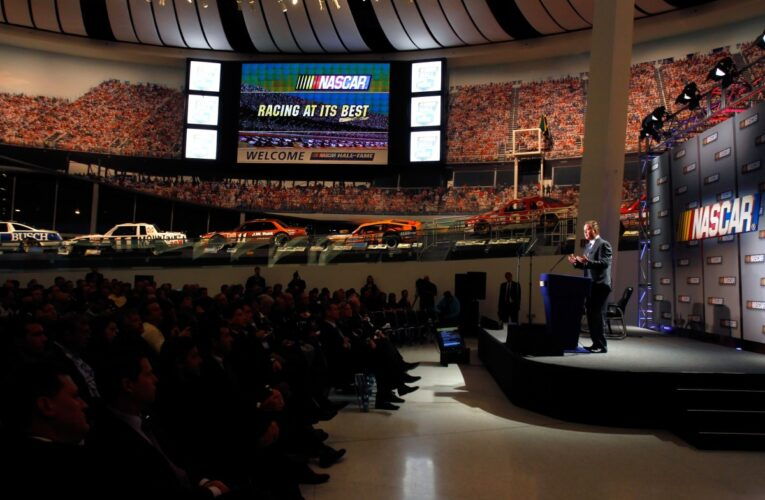 NASCAR Hall of Fame set to reopen