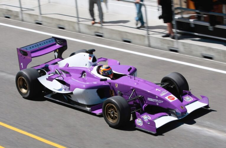 Why can't the DP01 be used by IndyCar?