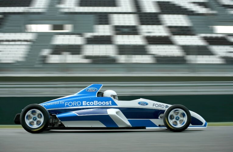 All-new Formula Ford races into view for 2012