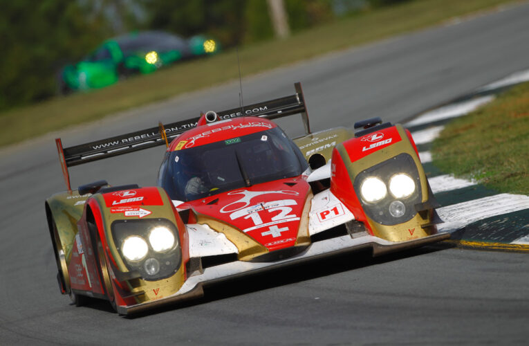 Rebellion Racing enters two cars in WEC