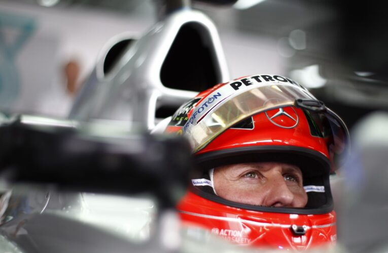 Michael Schumacher laid the foundation forMercedes F1