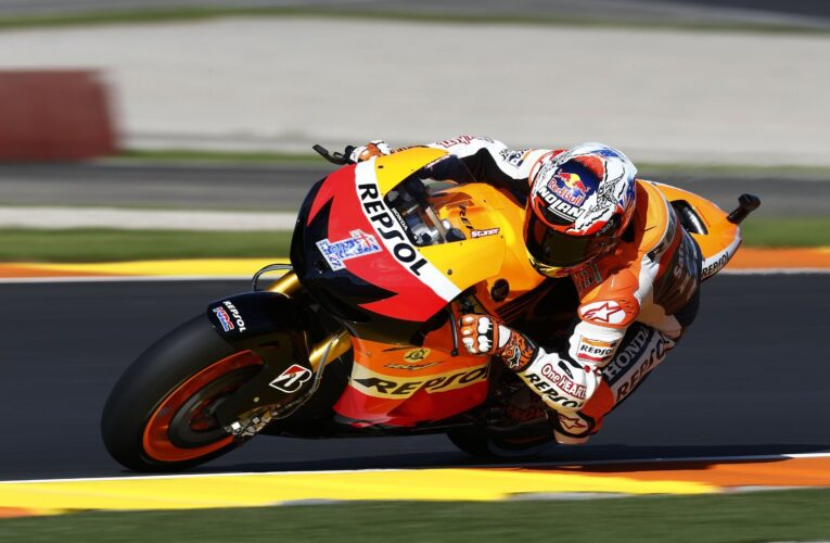 Casey Stoner opens up on devastating diagnosis