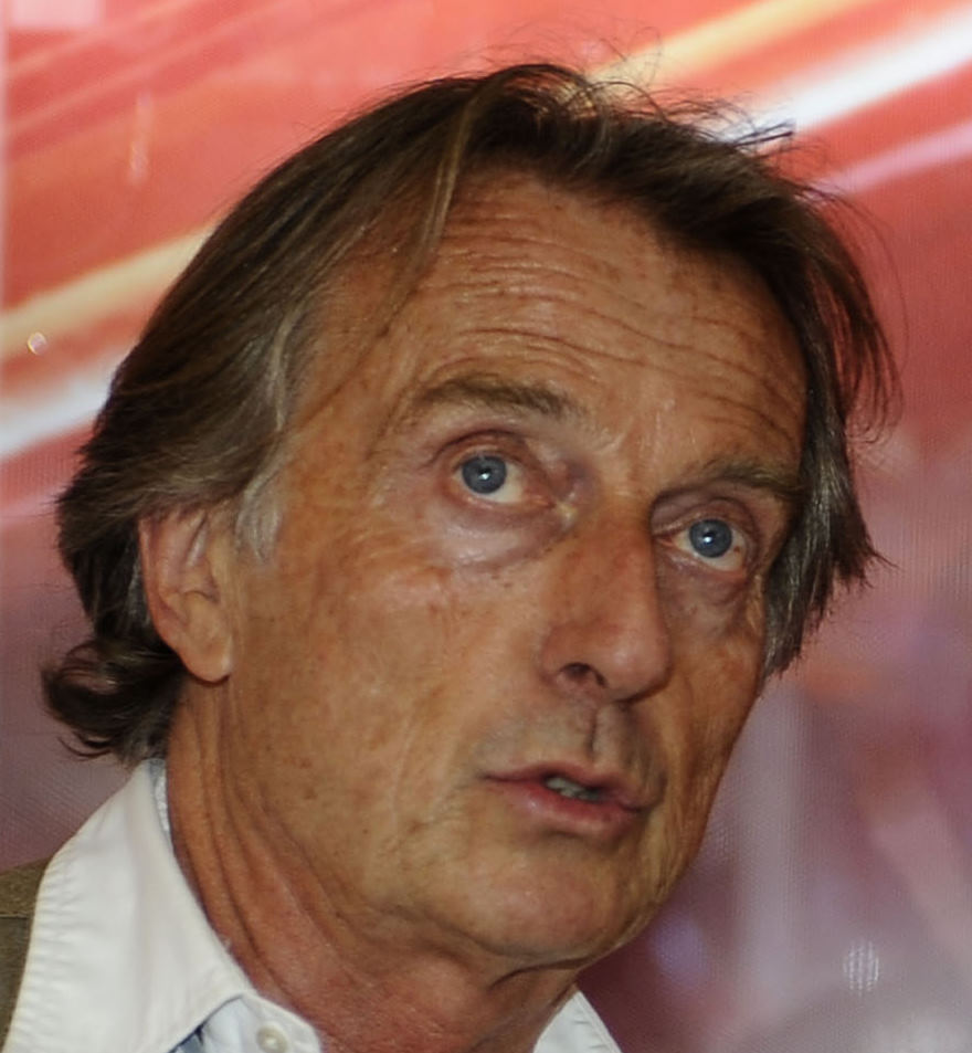 Luca di Montezemolo was the idiot who let designer Aldo Costa get away to Mercedes. Ferrari went from being on top to getting beat royally every year