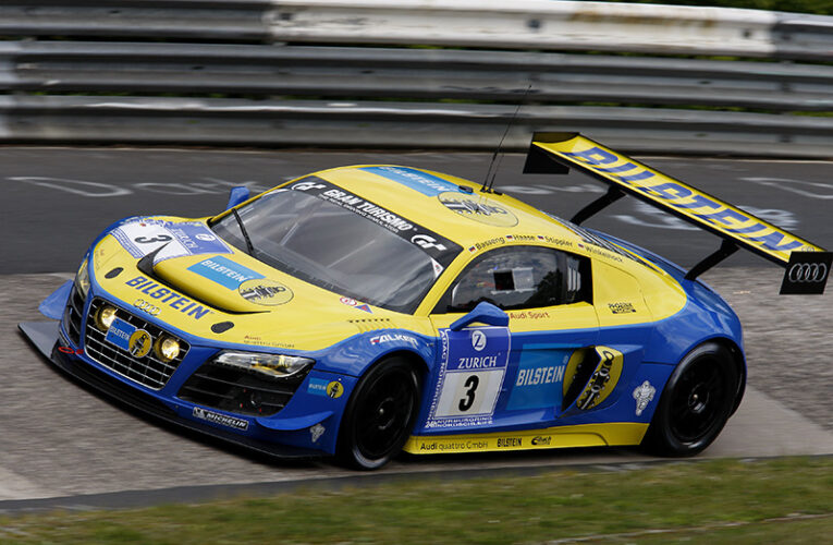 Audi claims their first victory at the Nurburgring 24h race