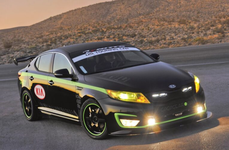 AIRAID and Nitto Tires USTCC Announce Partnership for 2012