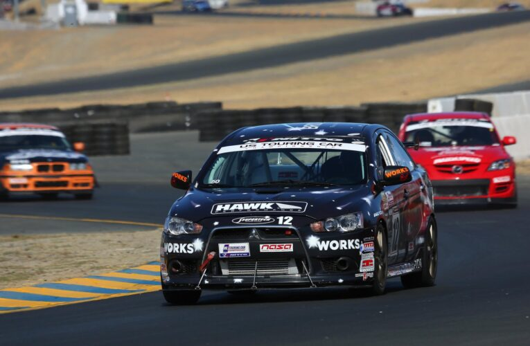 Brown Wins in Sonoma.  Thorne wins Championship