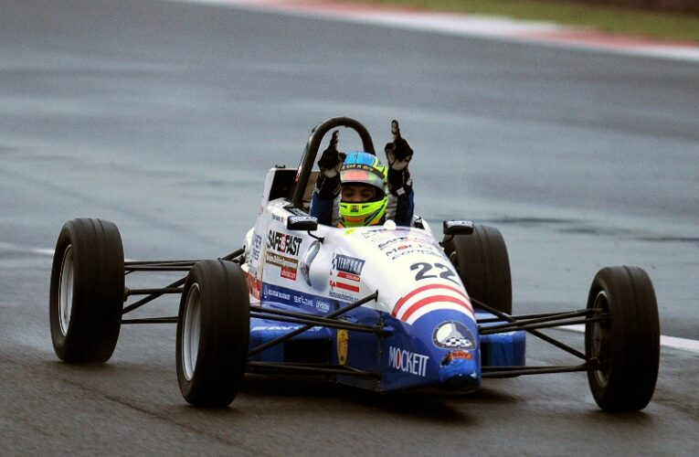 Tristan Nunez Earns Stunning Walter Hayes Trophy Victory at Silverstone