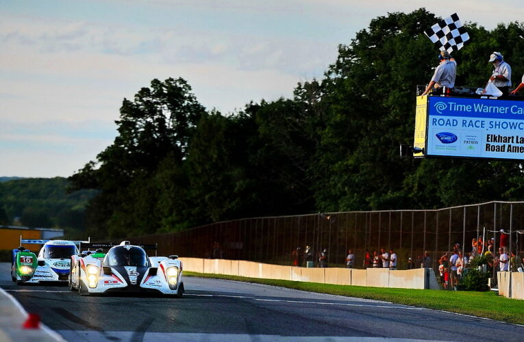 ALMS/Grand Am double header attracts big crowds at Road America