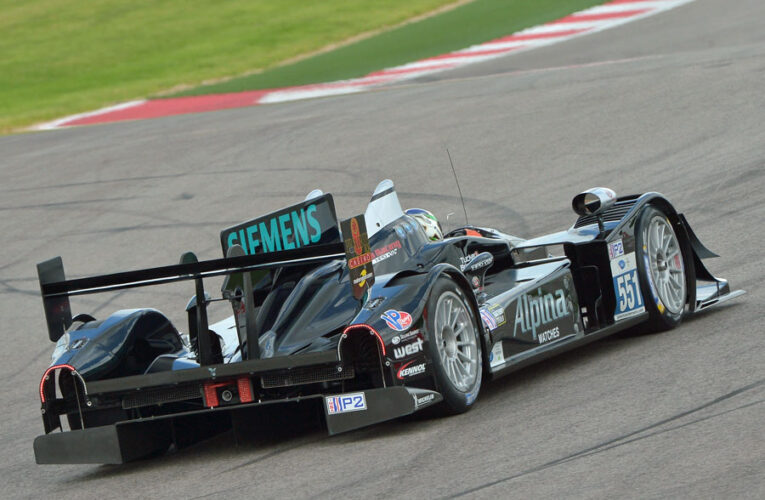 Level 5 Motorsports Leads ALMS Testing At Circuit of The Americas