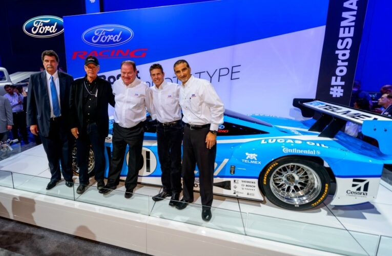 Ganassi switches to Ford engines for sports cars (Update)