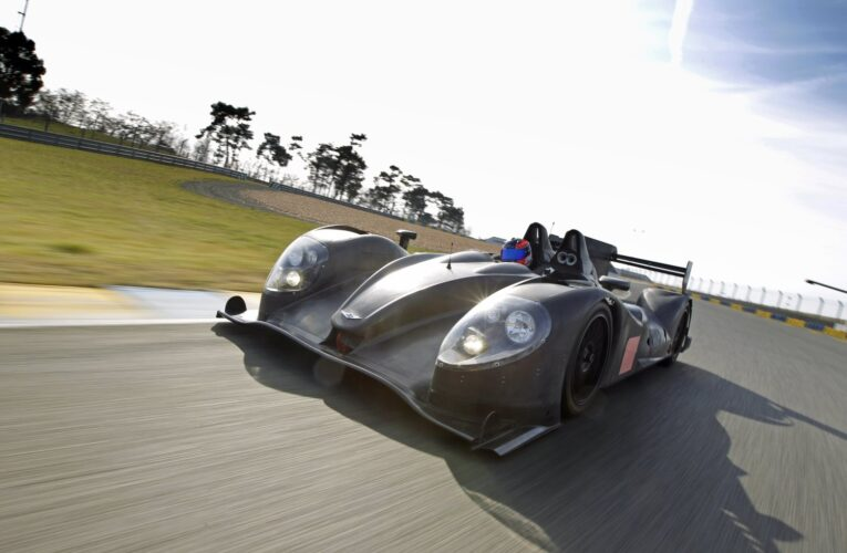 Morgan LMP2 heads for Asian Le Mans Series with KCMG