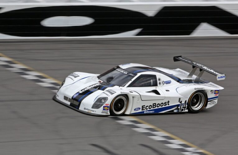 Ford EcoBoost V6 Engine Powers to New Speed Records at Daytona (Update)