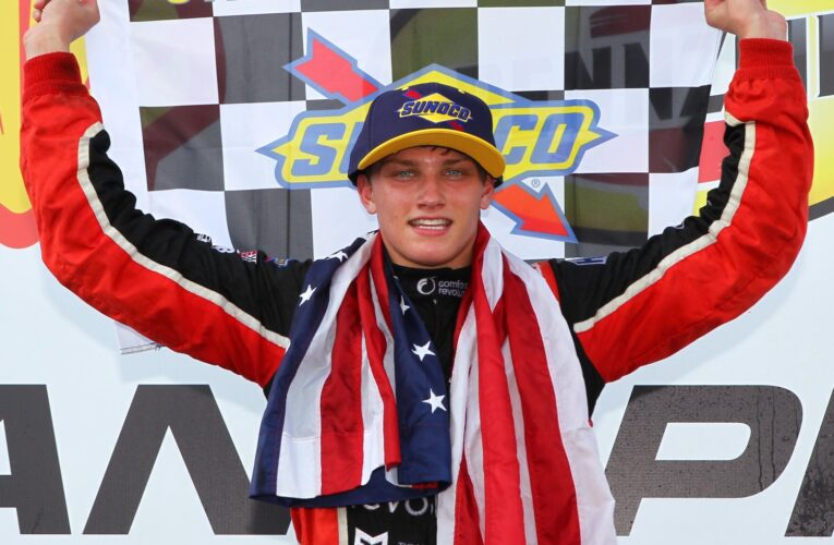 Karam extends Indy Lights point lead with light to flag win in Houston