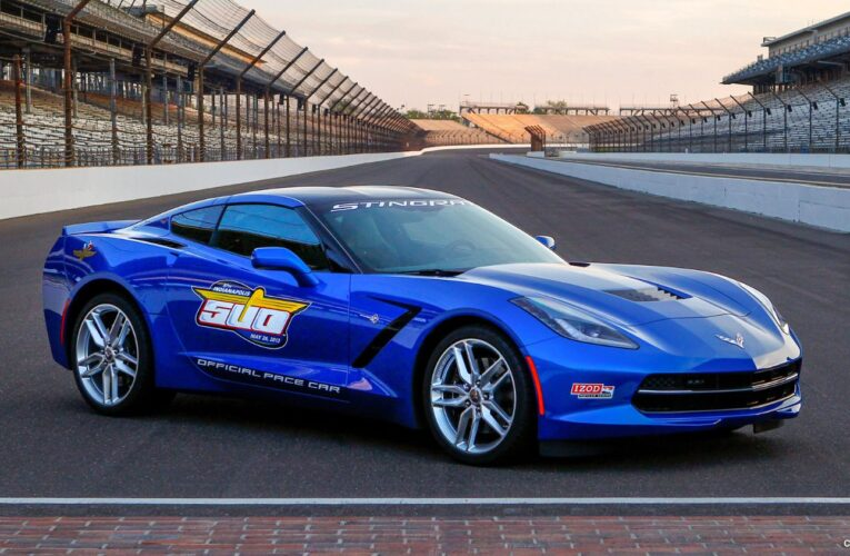 2014 Corvette Stingray to Lead GRAND-AM Field at Indy