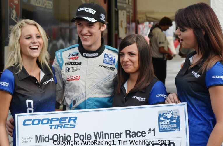 Brabham to move up to Indy Lights in 2014