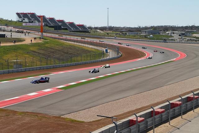Brabham Dominates Round 2 as Ferreira Retains Points Lead with Second