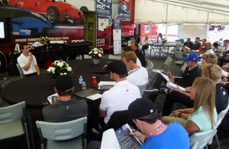 Exciting Mid-Ohio Weekend for Past and Future Team USA Scholarship Winners
