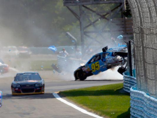 Busch crash prompts renewed safety efforts at The Glen