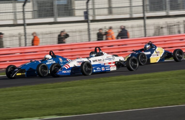 Telitz, Stephens Again Perform Well at Silverstone
