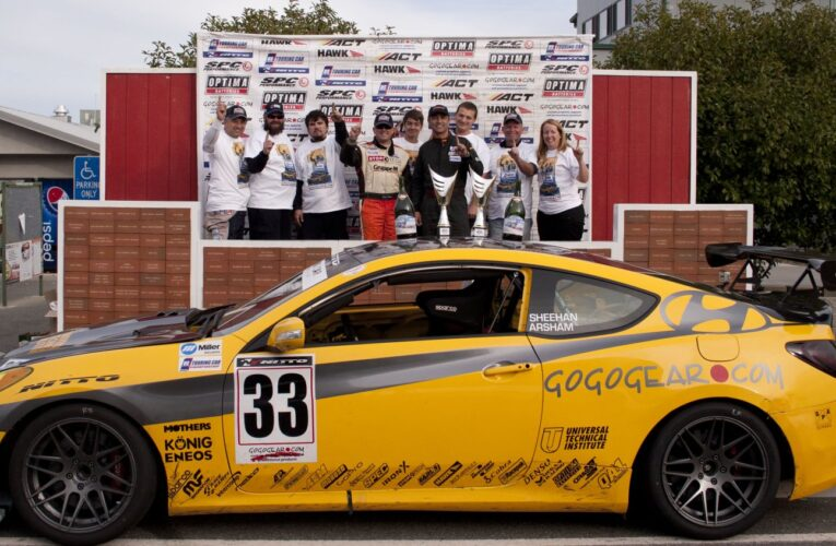Arsham/Sheehan Win the 2014 USTCC Championship
