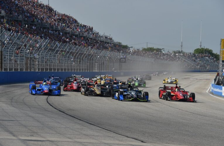 Racing will return to the Milwaukee Mile oval