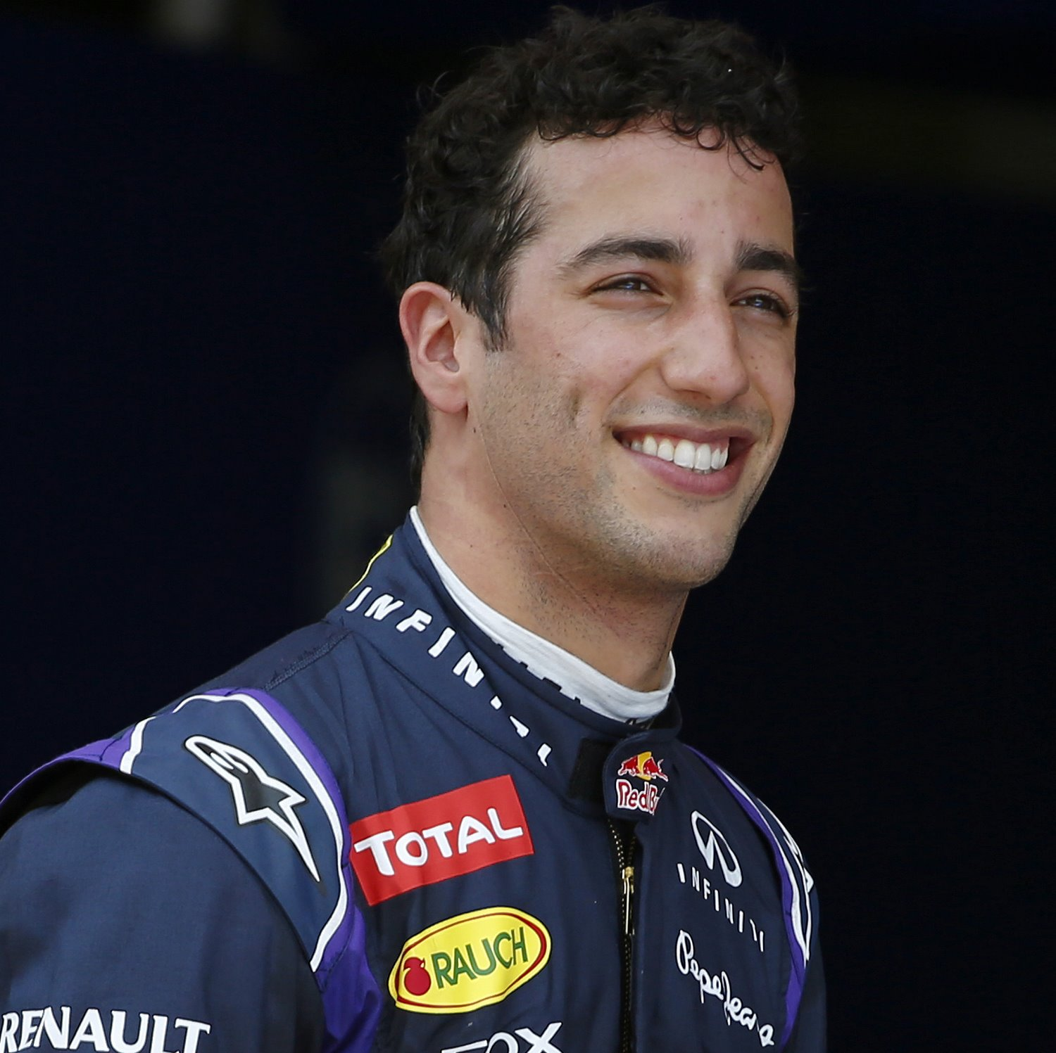 Daniel Ricciardo is the best