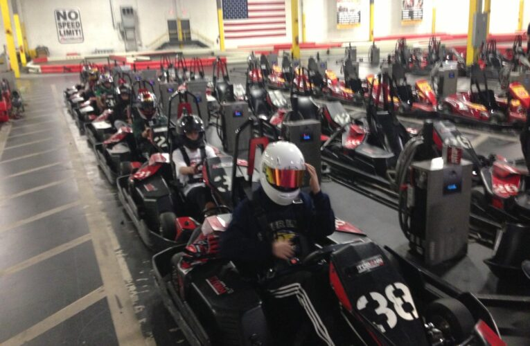 Punsalan takes victory in MD Varsity Karting League