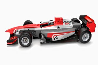 Auto GP Unveils 2015 Car