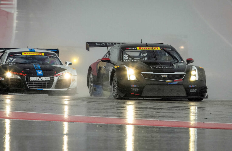 Cooper Wins GTS Round 2 at Circuit of The Americas
