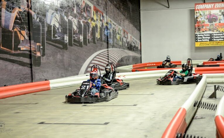 MD High School Karting League holds first event